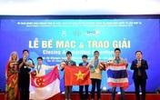 Việt Nam giành 15 huy chương vàng Olympic Toán và Khoa học quốc tế