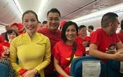 Lý Hùng, Phương Thanh bay sang Philippines cổ vũ U22 Việt Nam, mong chờ Huy chương Vàng
