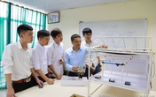 Sinh viên trường Đại học Công nghiệp Hà Nội xây nhà kính thông minh cho sản xuất nông nghiệp