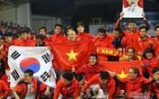 """Việt Nam chiến thắng, """"cô San"""" Diệu Hương cùng nhiều sao hải ngoại gửi lời ngọt ngào đến đội tuyển"""
