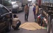 Quảng Ninh: Va chạm giao thông ngã ra đường, người phụ nữ bị xe container chèn tử vong