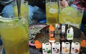 Phát hoảng về loại đường ngô đang được sử dụng để pha chế trà chanh mà giới trẻ ưa thích