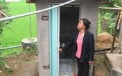 Xây dựng nhà tiêu hợp vệ sinh để bảo vệ sức khỏe cho cả gia đình