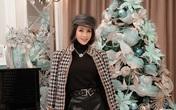 Cây Giáng sinh độc đáo trong biệt thự nhà MC Thanh Mai