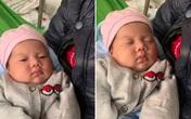 Quảng Ninh: Phát hiện bé gái bị bỏ rơi tại chùa lúc rạng sáng