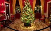 Nhà Trắng dưới tay trang trí của Đệ nhất Phu nhân Mỹ trở nên hoành tráng và lộng lẫy đón Giáng sinh