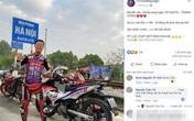 Sự thật bất ngờ vụ phượt thủ đi xe máy 1.700km hết 20 giờ từ TP.HCM ra Hà Nội