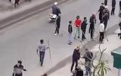 Hải Phòng: Hàng chục côn đồ truy sát 2 cha con do mâu thuẫn đất đai