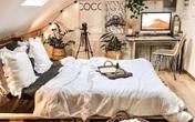 11 cách biến phòng ngủ thành không gian lãng mạn và siêu ấm áp khi đông về