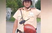 """Xác minh clip CSGT chửi """"D.M mày"""" với người tham gia giao thông"""