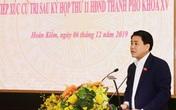 Chủ tịch UBND TP Hà Nội nói gì về phát ngôn tổ chức Nhật Bản thí điểm làm sạch sông Tô Lịch chưa xin phép?