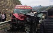 Tai nạn kinh hoàng trên cao tốc, 9 người bị thương