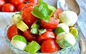 Cách giảm cân và làm đẹp da từ cà chua, chị em không nên bỏ qua