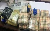 """Truy bắt nhóm đối tượng vận chuyển số lượng ma túy """"khủng"""" từ Lào về Việt Nam"""