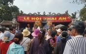 Lễ khai ấn đền Trần Nam Định: Tấp nập người đến cầu may, giá phòng nghỉ tăng vọt