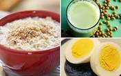 Áp dụng ngay thực đơn giảm cân đơn giản, hiệu quả từ bột yến mạch