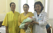 Cứu sản phụ trẻ tuổi, giữ khả năng làm mẹ vì đột ngột gặp tai biến trước sinh