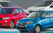 Ô tô nhỏ giá rẻ: Cả ngàn mẫu xe dưới 300 triệu, tha hồ chọn