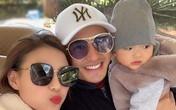 Thúy Diễm: 'Anh Thành rất tâm lý, biết chăm vợ sau sinh'