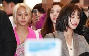 Nạn nhân bê bối môi giới tình dục của Seungri: Trưởng nhóm nhạc TWICE Jihyo bật khóc trên đường tới buổi hòa nhạc Nhật Bản