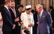Bố chồng chi hơn 800.000 USD cho trang phục bầu của Meghan