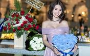 Lan Khuê và chồng thiếu gia dự sinh nhật Jolie Nguyễn