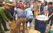 """Chi cục ATTP """"lên tiếng"""" vụ gần 1.000 công nhân ở Ninh Bình bỏ bữa vì nghi thực phẩm có dấu hiệu hôi thối"""