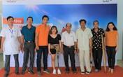 Bảo hiểm FWD và Phan Thanh Nhiên trao Quỹ tặng chân giả hỗ trợ người khuyết tật