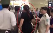 Thực hư clip người phụ nữ yêu cầu làm rõ thông tin con bị sàm sỡ trên chuyến bay ra Hà Nội