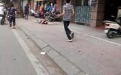 Hà Nội: Sửa điều hòa, nam thanh niên rơi từ tầng 4 xuống đất tử vong