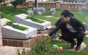 Giàu - nghèo tiết Thanh minh: Chi 200 triệu đồng cho việc chăm sóc mộ bố ở nghĩa trang