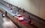 Tài xế Mercedes đâm chết 2 người tại hầm Kim Liên rồi bỏ chạy khai gì tại cơ quan điều tra?