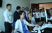 Hải Phòng – Bệnh viện Phụ sản khánh thành Trung tâm sơ sinh 9 tầng hiện đại