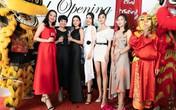 Tú Hảo, Trúc Diễm chiếm trọn spotlight khi diện đầm thiết kế của thương hiệu thời trang HeraDG