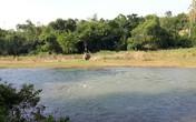 Thanh Hóa: Phát hiện thi thể 2 cô cháu đuối nước