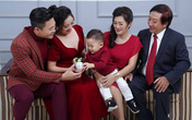 Hồng Phượng, vợ NS xiếc Quốc Cơ: 'Vợ chồng tôi từng suýt ly hôn'