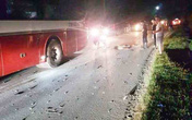 Yên Bái: Va chạm với xe khách, hai học sinh lớp 8 tử vong tại chỗ