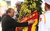 Lời từ biệt xúc động trong sổ tang của nguyên Chủ tịch nước - Đại tướng Lê Đức Anh