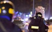 Đại úy cảnh sát cơ động hy sinh sau khi va chạm với xe máy 'kẹp ba'