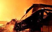 Chủ tiệm tạp hóa thiệt mạng khi thay quần áo trong căn nhà cháy