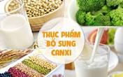 Những thực phẩm giàu canxi bạn bổ sung vào thực đơn hàng ngày