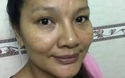 'Nữ hoàng cảnh nóng' Kiều Trinh gây sốc với gương mặt xuống sắc thê thảm ở tuổi 43