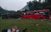 Tiết lộ bất ngờ về tốc độ xe khách trong vụ va chạm với xe tải làm 41 người thương vong ở Hòa Bình
