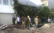 Điều tra 2 nhóm côn đồ nổ súng truy sát nhau giữa ban ngày