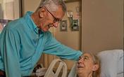 Cụ ông 84 tuổi hiến thận cho cụ bà hàng xóm