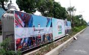 """Bất ngờ xuất hiện """"nhà chờ xe rác"""" tại Hà Nội khiến nhiều người bất ngờ"""