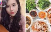 """Những mâm cơm đầy ắp món của 9x Quảng Ninh khiến chồng phải thốt lên """"cơm vợ là số 1"""""""