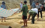 Hà Tĩnh: Đang đổ đất công trình, tá hỏa phát hiện thi thể nam thanh niên trong thùng xe