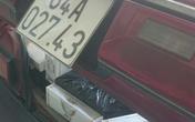 Thu giữ hơn 6.000 bao thuốc lá nhập lậu không có người thừa nhận