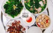 Những bữa cơm nấu vội nhưng vẫn cực chất của 9x Quảng Ninh khiến chồng ăn rất nhiệt tình